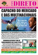 Capacho do mercado e das multinacionais