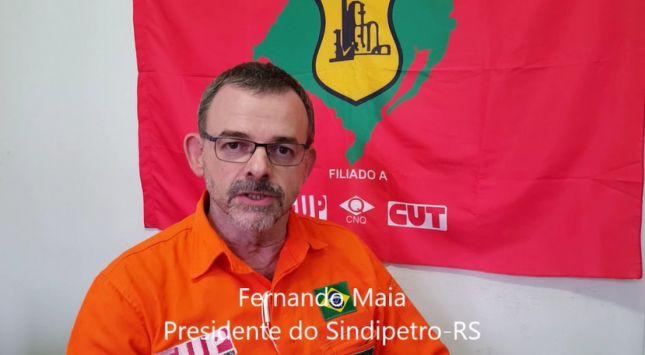 Fernando Maia fala sobre a 14° rodada de leilões de campos de petróleo
